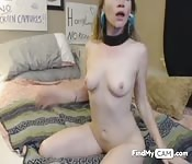 Hot Babe Sloppy Blowjob and Deep Throat deep-blowj