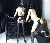 BDSM-Orgie