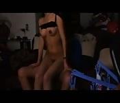 Seks z amatorką z Meksyku