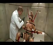 Bad girl gets tied up and anal tortured
