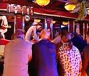 Scopata nello strip club
