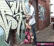 Sexo contra a parede