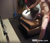 Submissive ass fucked Wife Gets Ass Fucked By Her