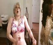 Espetáculo de uma travesti velha