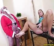 ¡Por fin llega Papá Noel!