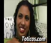 Amateur fuck: Sexy latina babe fucks good