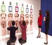 Japanische Pornoshow