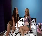 Kristina Rose and Lexi Belle