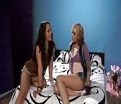 Kristina Rose en Lexi Belle