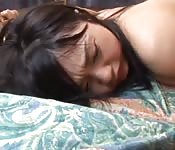 Pareja joven japonesa