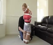 Bound fetish fucking