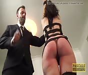 Big ass British dominated and fucked