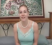 Amateur blowjobs from hot blonde