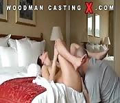 Excepcional y romántico sexo en la cama