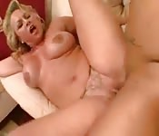 Young black boy fucks his milf teacher