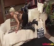 Blonde milf needed some action