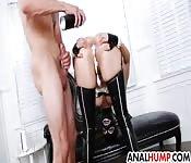 Gorąca fetyszystyczna zabawa
