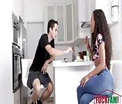 Sexy teens fucks hard