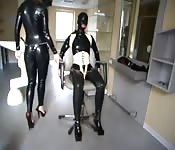 German gimp girls