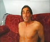 Massage du trou du cul
