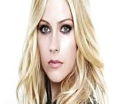 Masturbe-se para a Avril Lavigne
