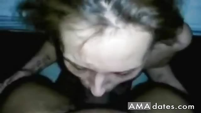 Ugly Woman Sucking Black Dick