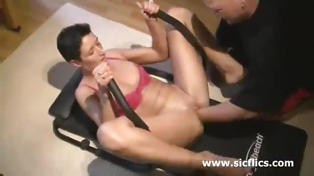 Exercising The Fists - Pornjamcom-1363