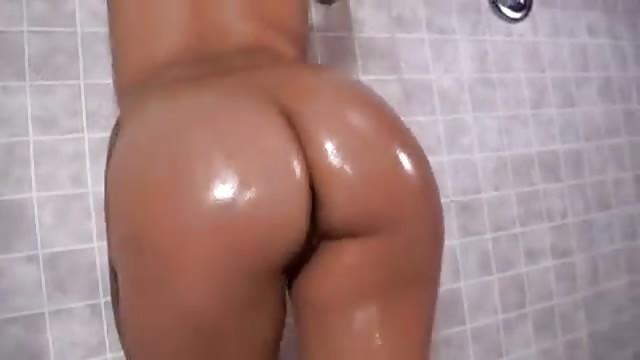 Cum shots on big breast
