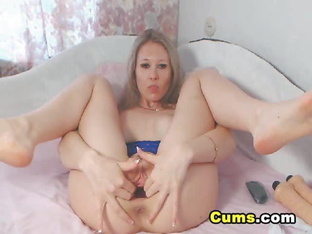 Mature chatte masturbation
