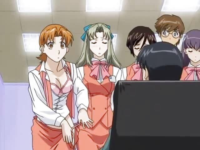 Gorgeous Anime Slut