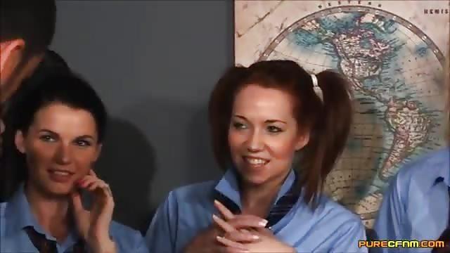 Lehrer ficken Teen Schule Mädchen