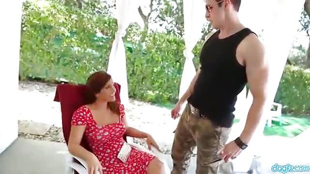 Mi mujer se pone vestido y la follo canal porno Se Follan A La Del Vestido Veraniego Canalporno Com