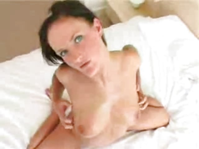 Sexy milf olga cabaeva masturbates for you