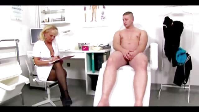 Milf Krankenschwester