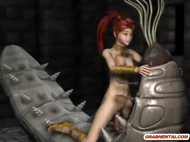 Gratuit 3 d Cartoon porno