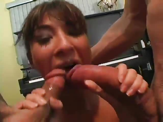 Suicide girl bending over nude