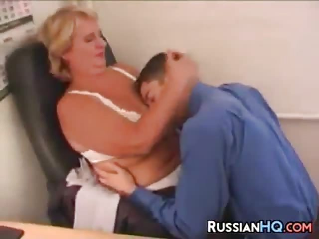 Mature Russian Office Sex - Pornjamcom-6789