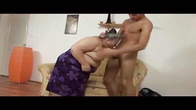 Młody seks bbw