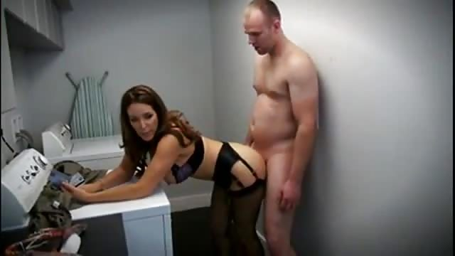 Mature Woman Manipulating A Young Man - Pornjamcom-8751