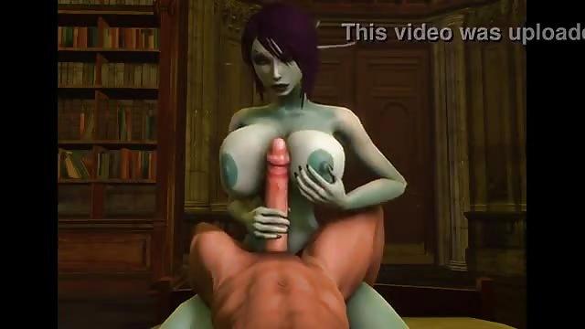 Monstor cock porn