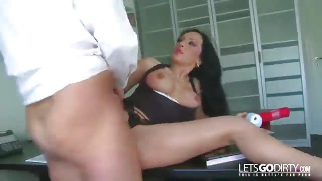 office sex hot