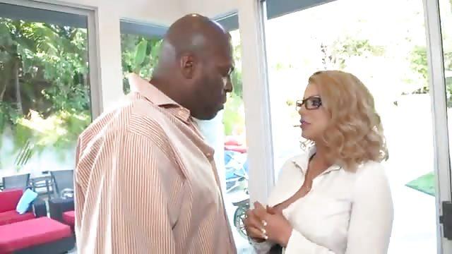 czarny z dużymi kutasami skarpetki porno