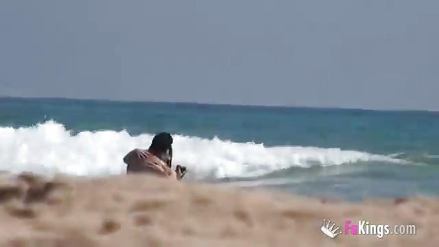 Strand nudisten ficken am FKK in