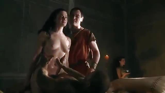 Porn Scenes Spartacus