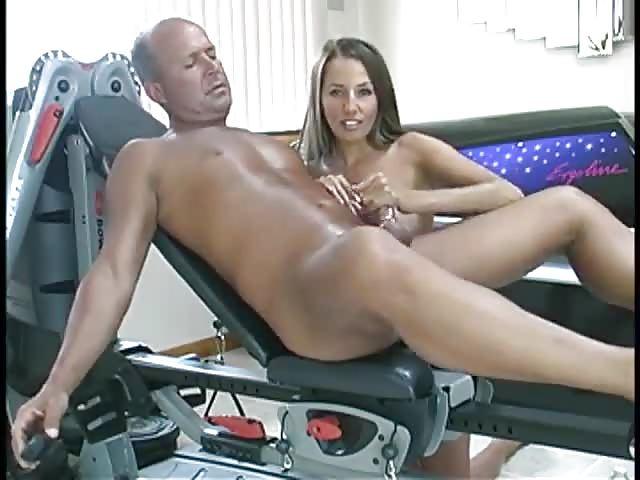 Sexo em academia