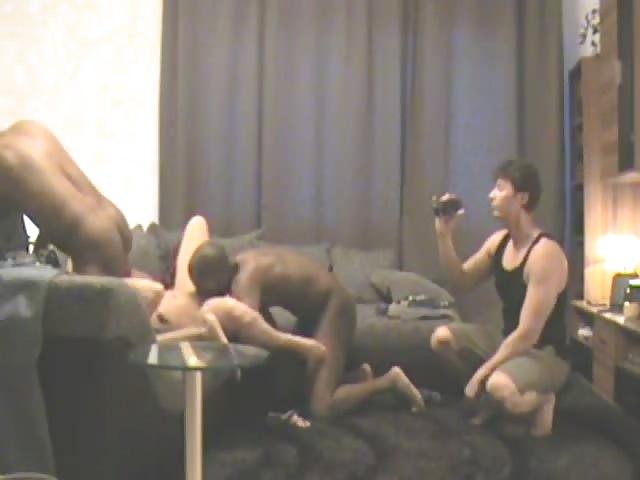 asombroso interracial sexo
