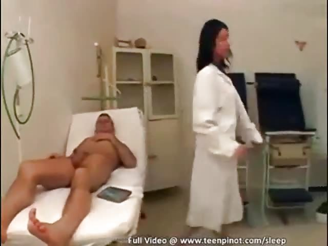 Slutty Nurse Fucks Patient