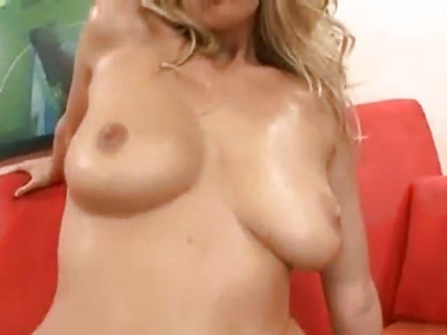 rubia tetona porno hablando español