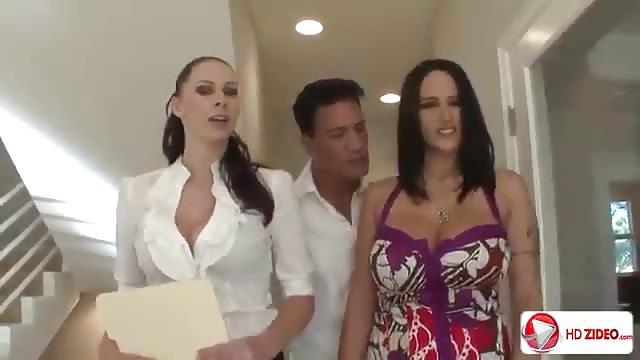 Mi mujer se pone vestido y la follo canal porno Trio Con Dos Secretarias Excitadas Canalporno Com