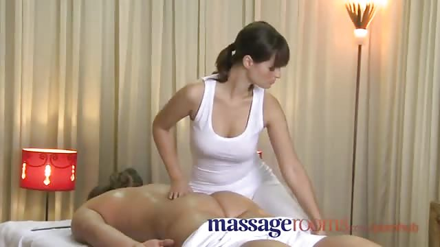 Thai Massage Happy End Tight Ass Sex
